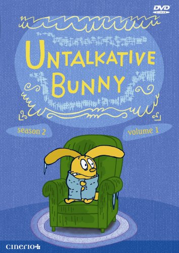 Untalkative Bunny: Season 1