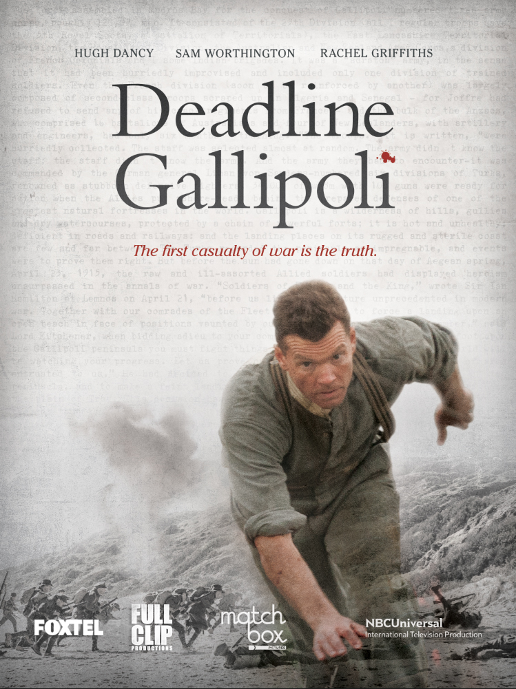 Deadline Gallipoli: Season 1