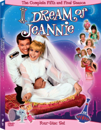 I Dream Of Jeannie: Season 5