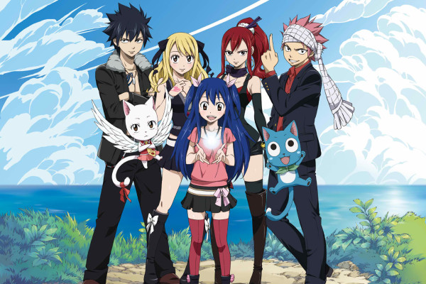 Fairy Tail: Season 4