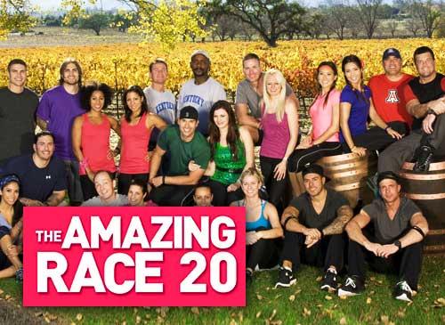 The Amazing Race: Season 20