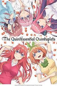The Quintessential Quintuplets (dub)