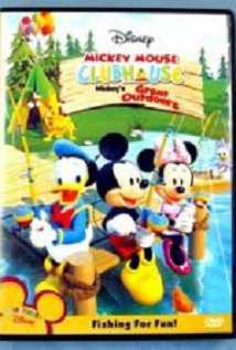 Mickey Mouse Clubhouse Mickey's Great Outdoors