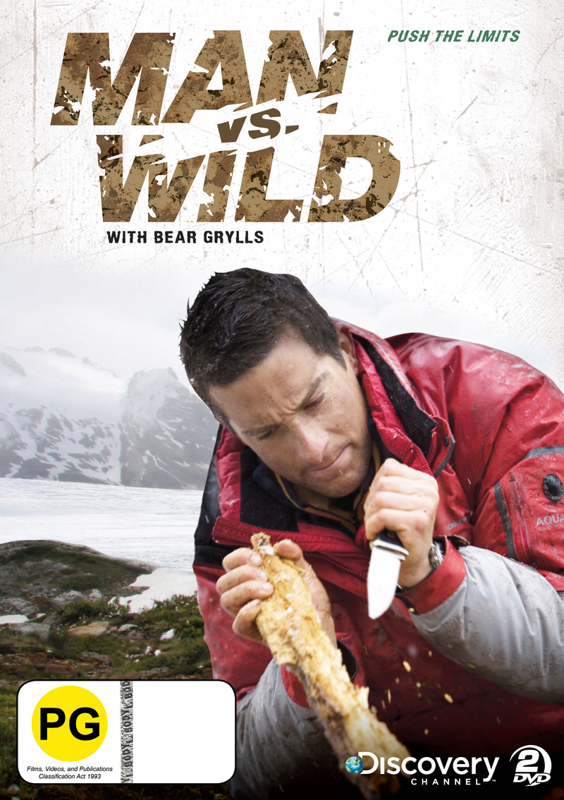 Man Vs. Wild: Season 1