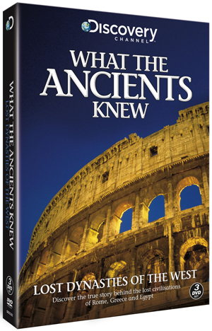 What The Ancients Knew: Season 1