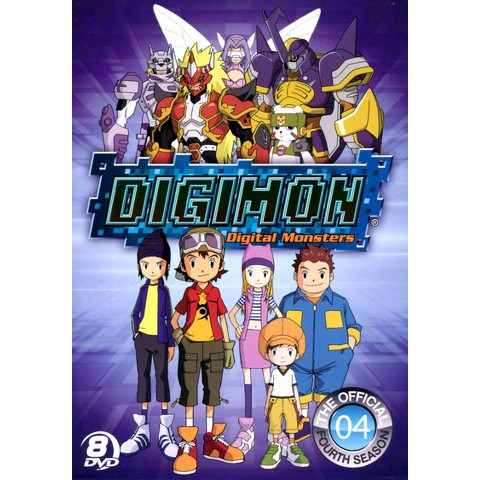 Digimon: Digital Monsters: Season 4