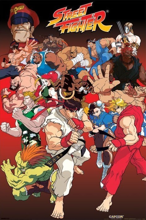 Street Fighter: The Animated Series: Season 1
