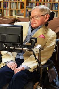 Dara O Briain Meets Stephen Hawking