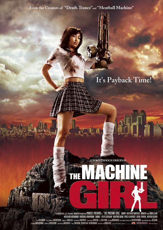 The Machine Girl