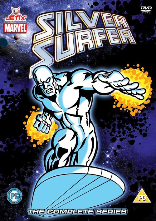 Silver Surfer: Season 1