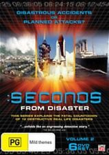 Seconds From Disaster: Season 1
