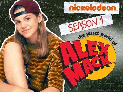 The Secret World Of Alex Mack: Season 1