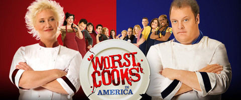 Worst Cooks In America: Season 1
