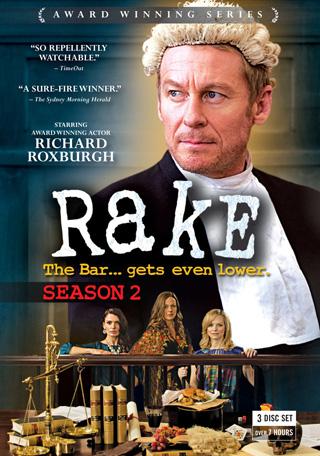 Rake Au: Season 2