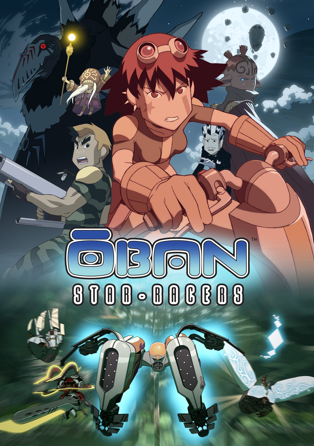 Oban Star-racers: Season 1