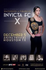 Invicta Fc 10 Waterson Vs Tiburcio