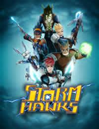 Storm Hawks: Season 1