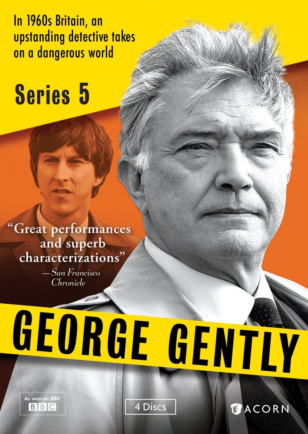 Inspector George Gently: Season 5