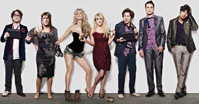 The Big Bang Theory: Season 8