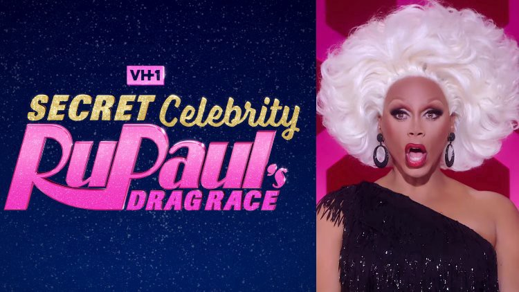 Rupaul's Secret Celebrity Drag Race: Season 1