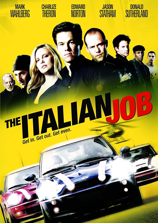 The Italian Job: Driving School