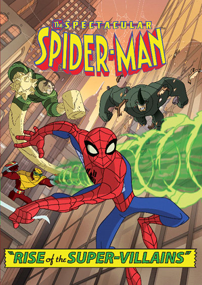 The Spectacular Spider-man: Season 2
