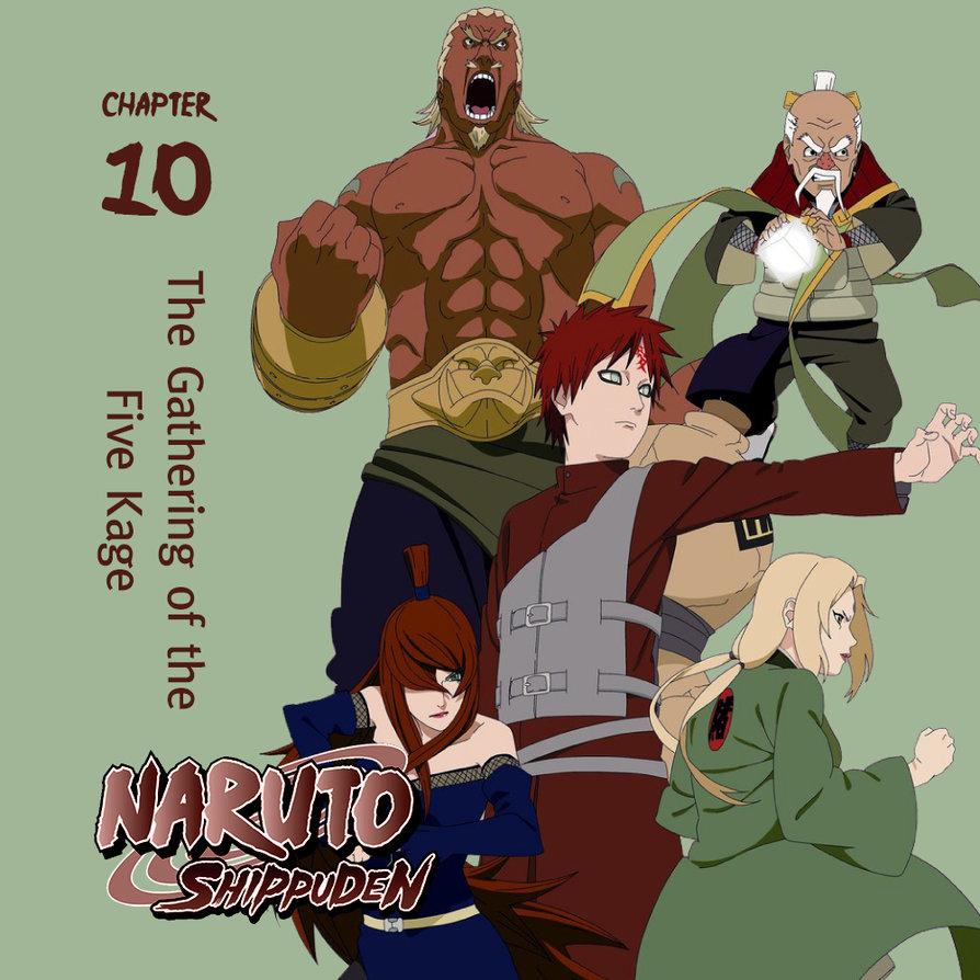 Naruto: Shippuuden: Season 10