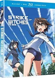 Strike Witches The Movie (sub)