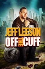 Jeff Leeson: Off The Cuff