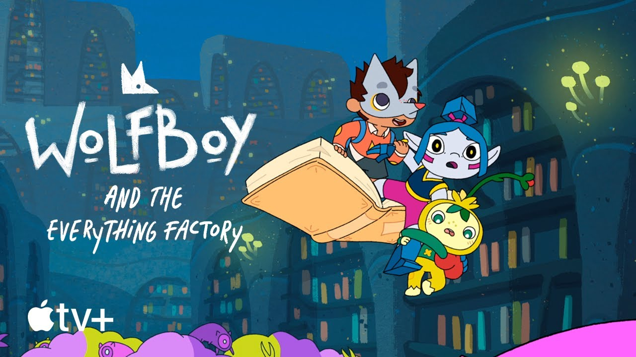 Wolfboy And The Everything Factory: Season 1