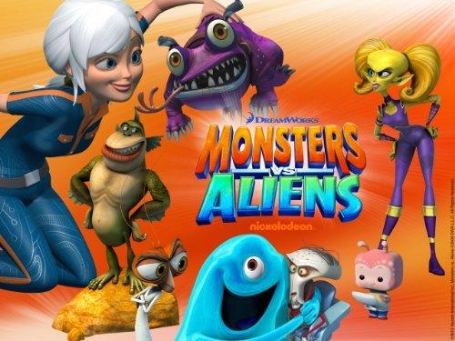 Monsters Vs. Aliens: Season 1
