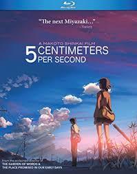 5 Centimeters Per Second (sub)
