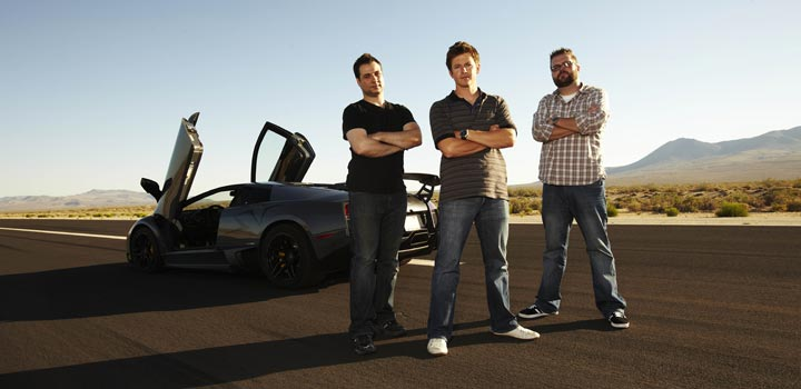 Top Gear Usa: Season 1