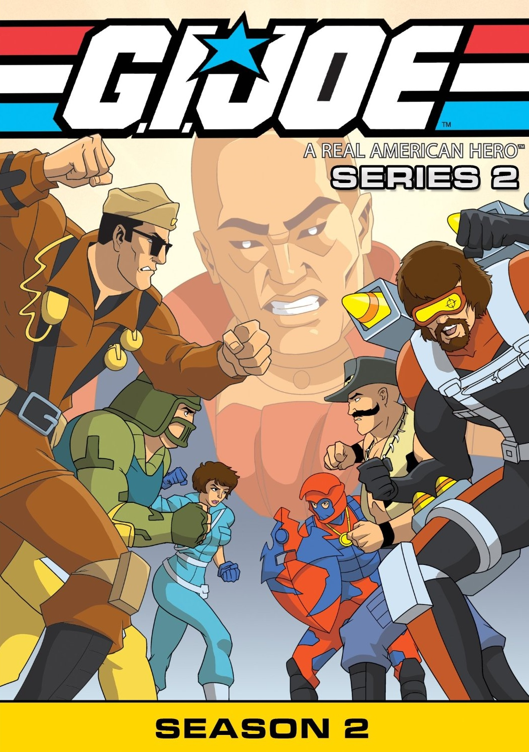 G.i. Joe :a Real American Hero: Season 2 (dub)