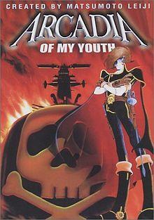 Captain Harlock - Arcadia Of My Youth Endless Orbit Ssx
