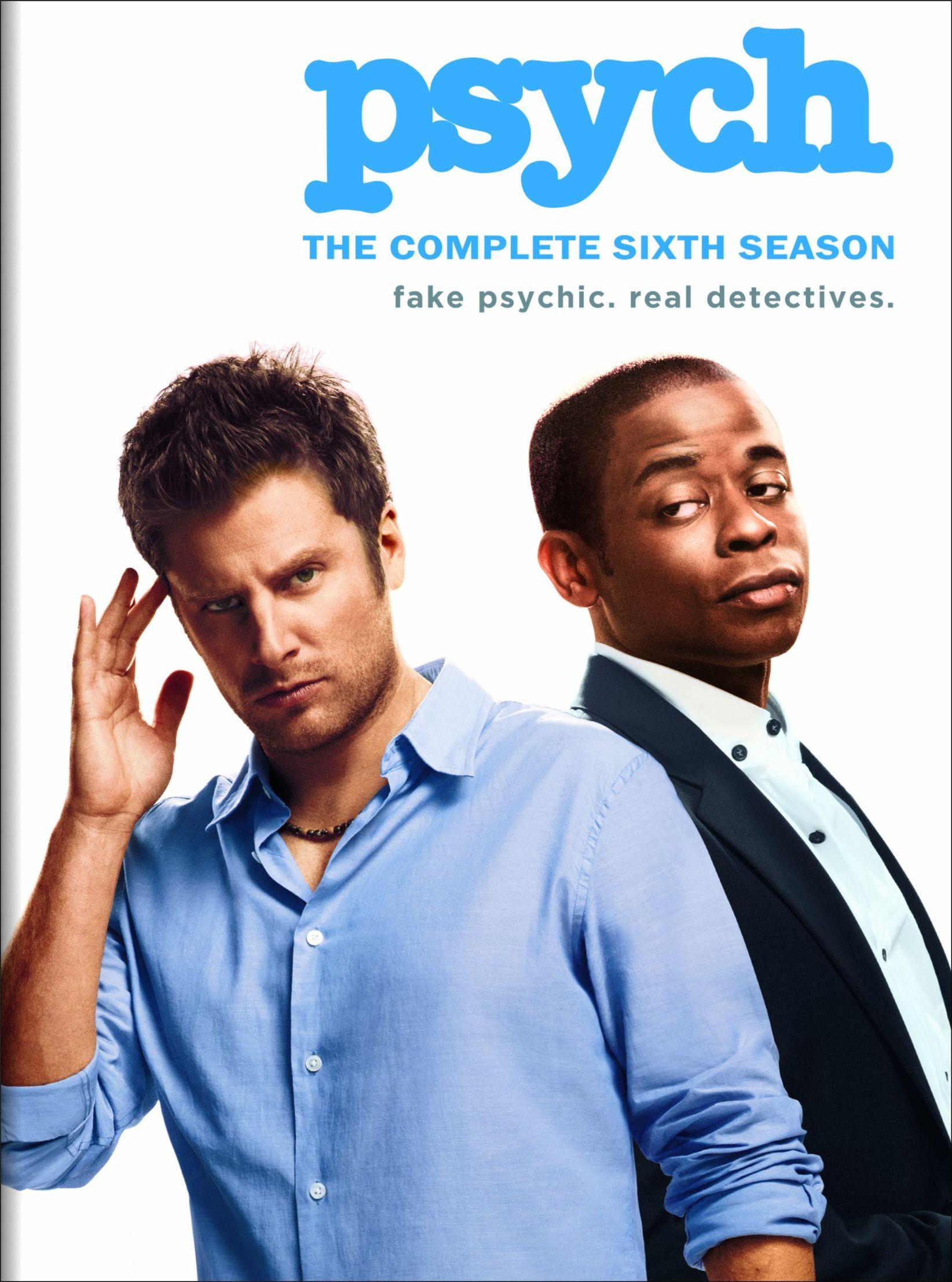 Psych: Season 6