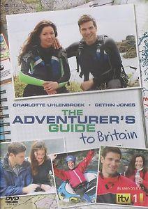 The Adventurer's Guide To Britain: Season 1