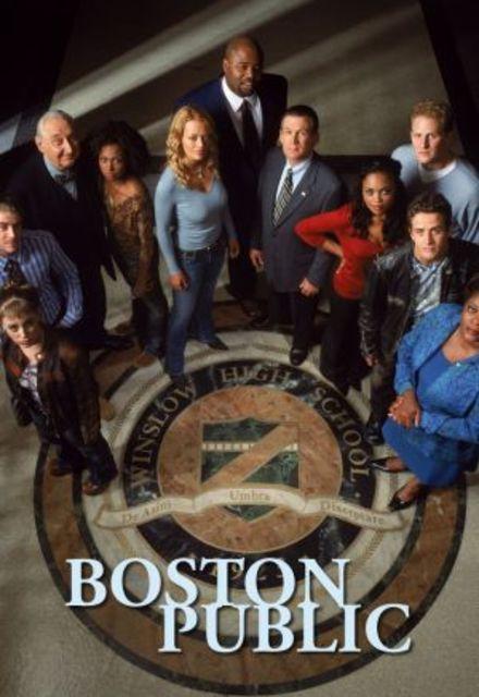 Boston Public: Season 1