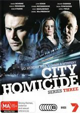 City Homicide: Season 3