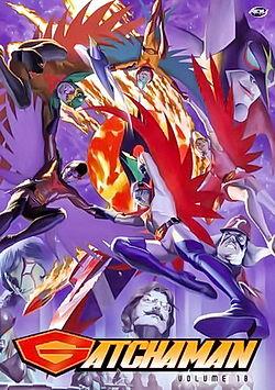 Kagaku Ninja-tai Gatchaman : Season 1
