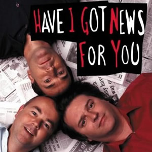 Have I Got News For You: Season 1