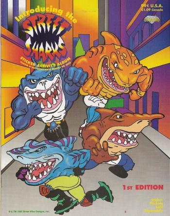 Street Sharks: Season 3