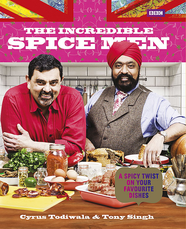 The Incredible Spice Men: Season 1