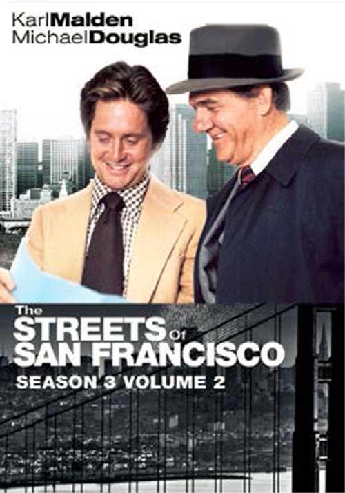 The Streets Of San Francisco: Season 3