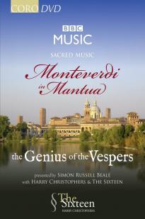 Monteverdi In Mantua - The Genius Of The Vespers