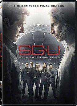 Sgu Stargate Universe: Season 2