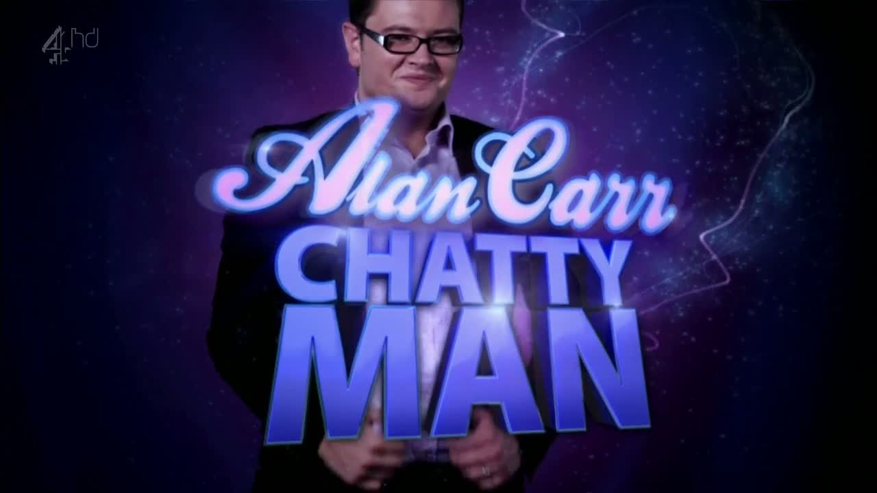 Alan Carr: Chatty Man: Season 8