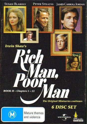 Rich Man, Poor Man: Season 2