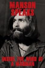 Manson Speaks: Inside The Mind Of A Madman: Season 1