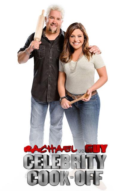 Rachael Vs. Guy: Celebrity Cook-off: Season 3
